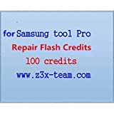 z3x for Samsung Tool Pro Repair Flash Credits 100 Credits for Z3X Box for Samsung New Phones