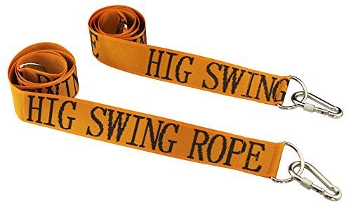 Find Bargain HIG Tree Swing straps - Safety swing handing rope, Adjustable and easy installation, Sw...