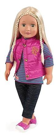 Notre génération 45,7cm Gilet Friends Forever Regular poupée Tenue