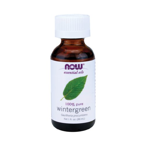 Now Foods Wintergreen Oil - 1 oz. 4 Pack