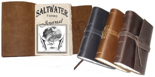 Hunter Saltwater Journal With/photo Pages