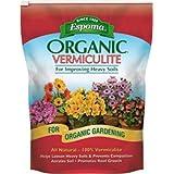 Espoma VM8 8-Quart Organic Vermiculite (Color: Brown/A, Tamaño: 8 quart)