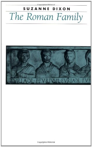 The Roman Family (Ancient Society and History)