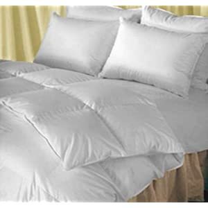 Low Price Natural Comfort Classic Heavy Fill White