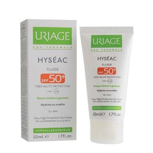 Uriage Hyséac fluido SPF50+ 50ml