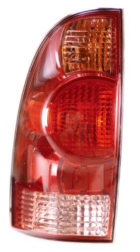 Toyota Tacoma Left Tail Light 05-07 New