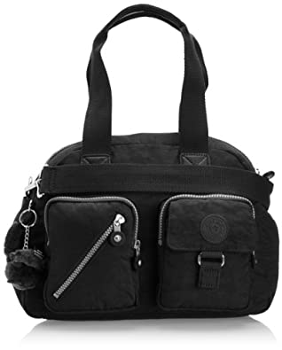 Kipling Women's Defea Top-Handle Bag K13636900 Black