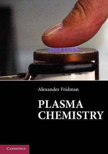 Plasma Chemistry Paperback
