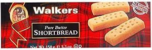 Walkers Shortbread Fingers, 5.3-oz. Boxes (Count of 6)