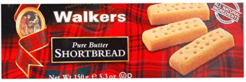 Walkers Shortbread Fingers, 5.3-oz. Boxes (Count of 6) (Walkers Bread compare prices)