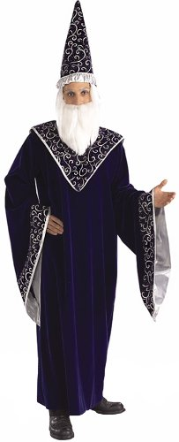 Merlin Adult Costume