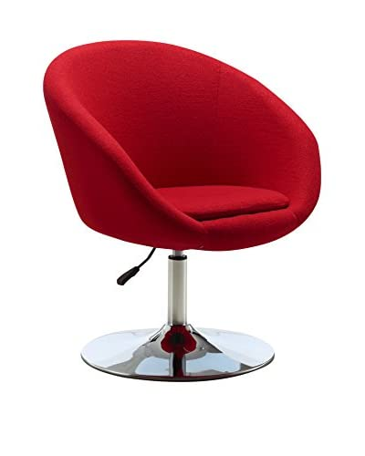 Ceets Hopper Adjustable Leisure Chair, Red