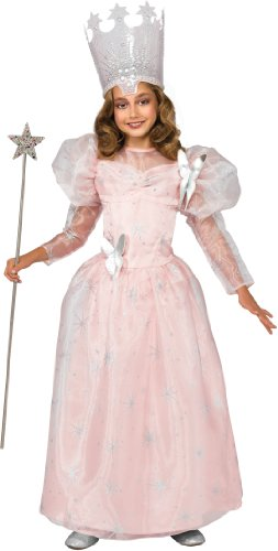 Wizard of Oz Deluxe Glinda The Good Witch Costume