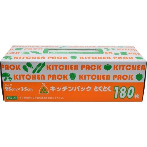 キッチンパック・とくとく 180枚