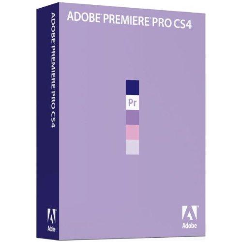 Adobe Premiere Pro CS4 [Mac]