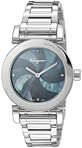 Salvatore-Ferragamo-Womens-LADY-Quartz-Stainless-Steel-Casual-Watch-ColorSilver-Toned-Model-FP1750016