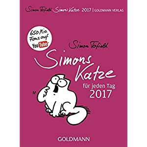 Simons Katze für jeden Tag - 2017