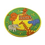 20 Jungle Safari Disposable Paper Plates