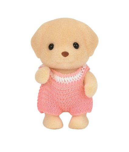 Of Sylvanian Families dolls Labrador baby Yi -105 - 1