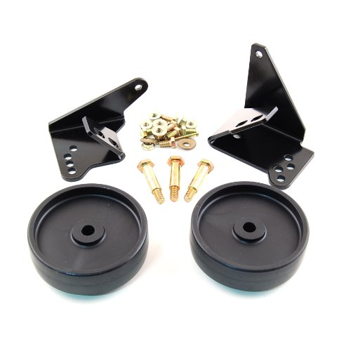 Arnold OEM-190-183 Deck Wheel Kit, Fits 38-Inch & 42 Decks 2009 & Prior
