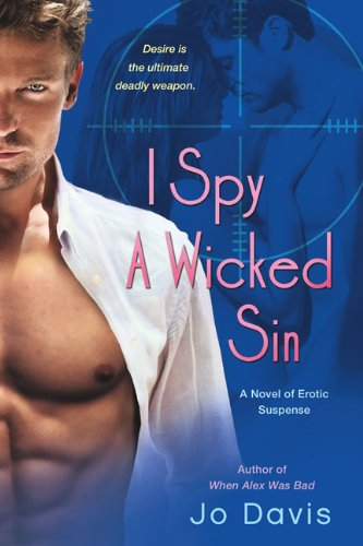 Image of I Spy a Wicked Sin (SHADO Agency)