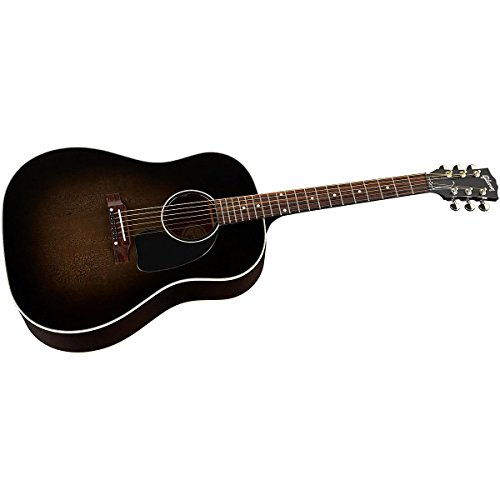 Gibson Montana Rs45Cbnh1 J-45 Cobraburst Acoustic-Electric Guitar