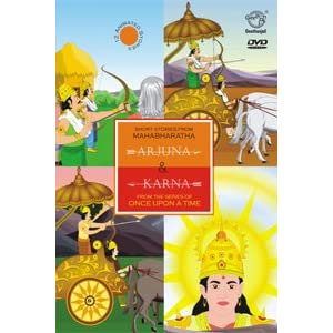 Short Stories from the Mahabharatha: Arjuna and Karna movie