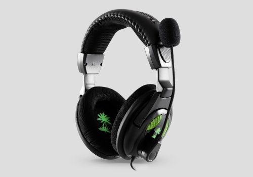 Recertified Turtle Beach Earforce X12 Amplified Stereo Gaming Headset