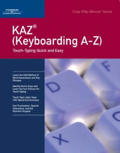 Keyboarding A to Z (Crisp Fifty-Minute Series)