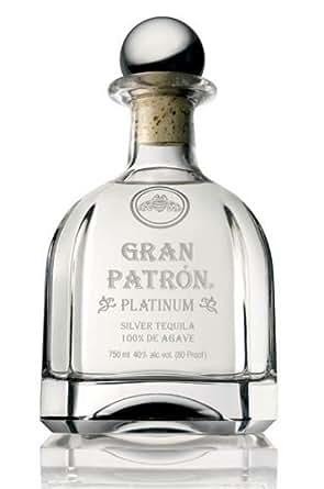 Amazon.com: Patron Gran Platinum Tequila 1.75l: Grocery