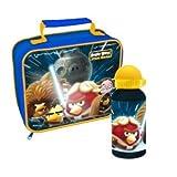 Angry Birds Star Wars Lunch Bag & Aluminium Bottle