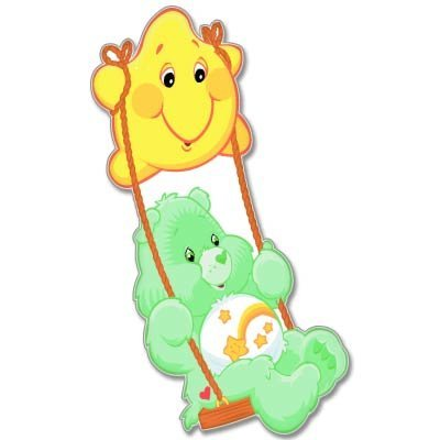 Care Bears Car Sticker Bumper Stickers Parallel Import Goods front-649007