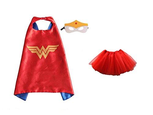 YL Gi (Deluxe Kids Supergirl Costume)
