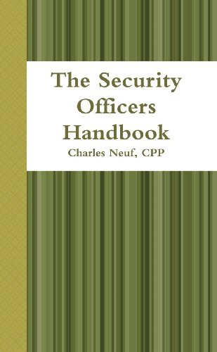 The Security Officers Handbook
