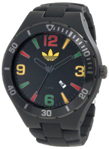 Adidas Men's Adh2646 Melbourne Black Watch