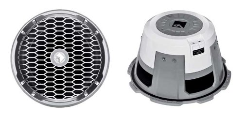 Rockford Fosgate M2 M212S4 Marine-Grade 12-Inch  500-Watt Subwoofer (Set of 1) (White)