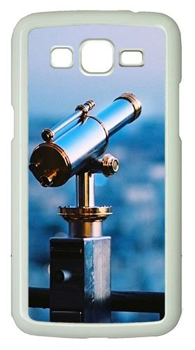 Samsung Galaxy Grand 2 7106 Case And Cover -Astronomical Telescope Pc Case Cover For Samsung Galaxy Grand 2 7106¨C White