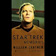 Star Trek Memories (       ABRIDGED) by William Shatner Narrated by William Shatner
