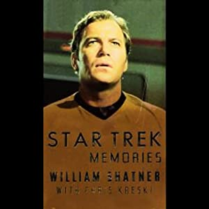 Star Trek Memories Audiobook