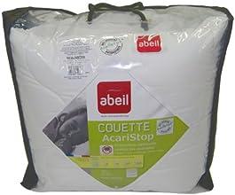 Abeil 15000000638 Anti-acarien Acaristop® Couette Chaude Enveloppe Coton 200 x 140 cm