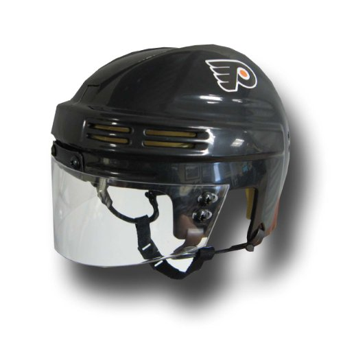 NHL Philadelphia Flyers Replica Mini Hockey Helmet at Amazon.com