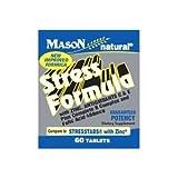 Mason Natural Stress Formula Tablets, with Zinc - 60 Ea