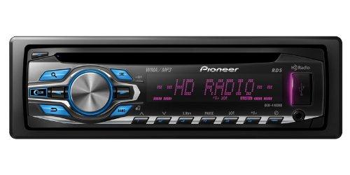 Pioneer Deh-4400Hd Cd Player W/ Hd Radio
