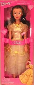 "Disney Princess 39"" Talking Belle Doll"