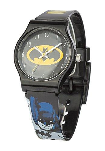 Batman BAT5DC Orologio Unisex, Plastica, Nero
