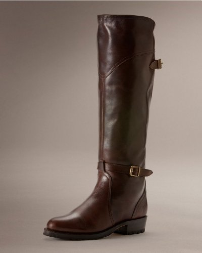 FRYE-Womens-Dorado-Lug-Riding-Boot-Dark-Brown-11-M-US