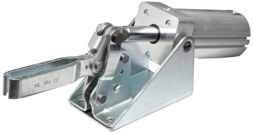 De sta co u pneumatic hold down clamp with bar
