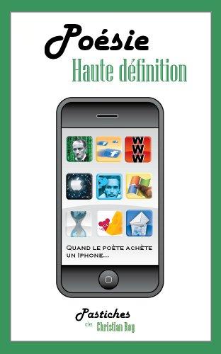 Couverture du livre Poésie Haute définition