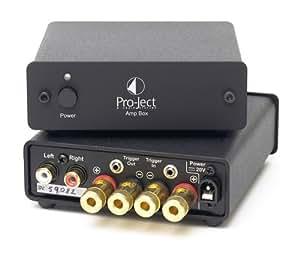 Amazon.com: Sumiko Pro-Ject Amp Box Stereo Power Amplifier
