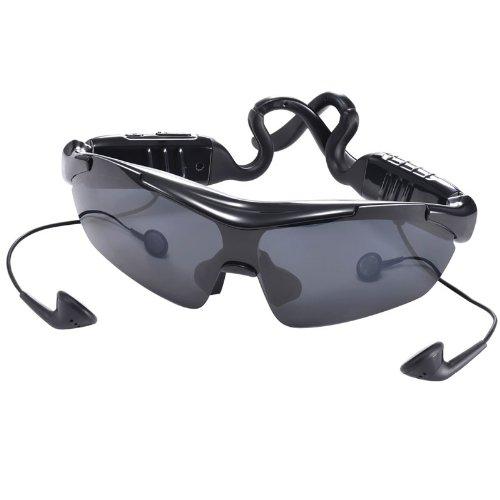 Sourcingbay Cool Bluetooth Smart Sunglasses Talk Function-Headset-Headphone Sun Glasses Micphone-X With Headphone Micphone K1 For Iphone Mobile Phone